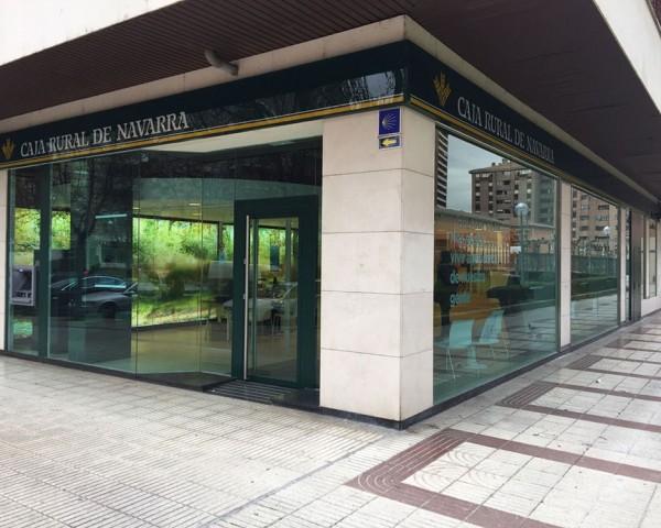 Oficinas reformas belate for Caja rural del sur oficinas