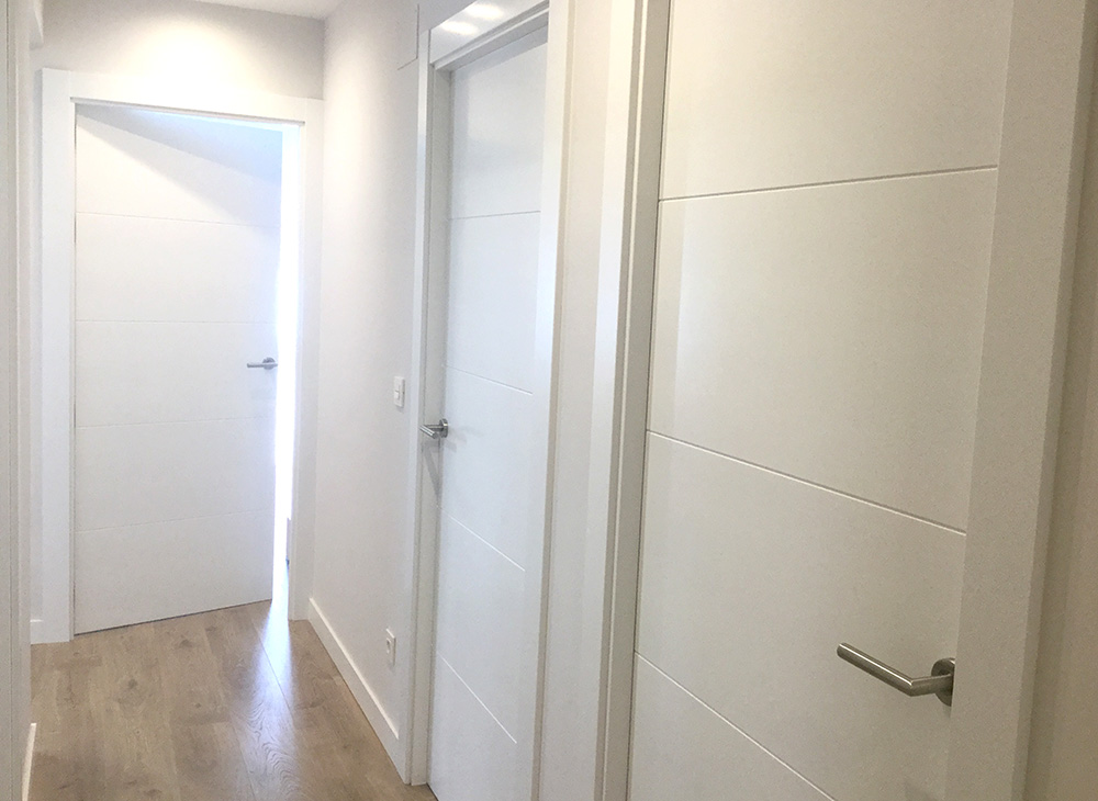 Reforma integral piso Belate