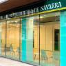 Reforma oficina Caja Rural en Pamplona